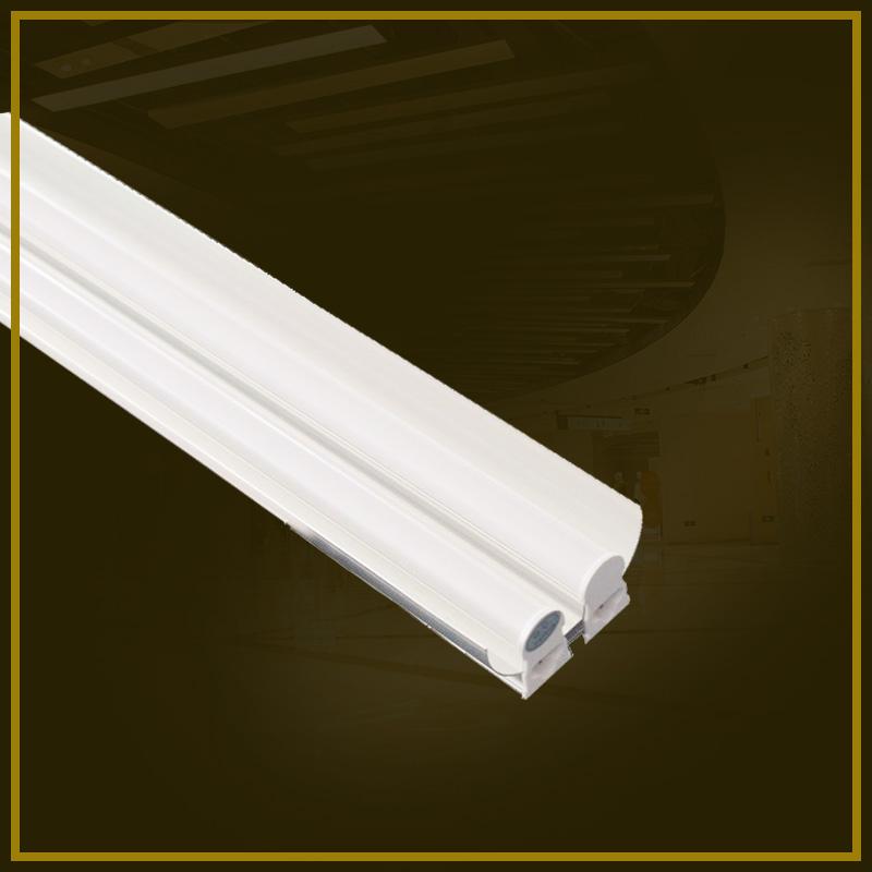 LED T5带罩一体化支架-2
