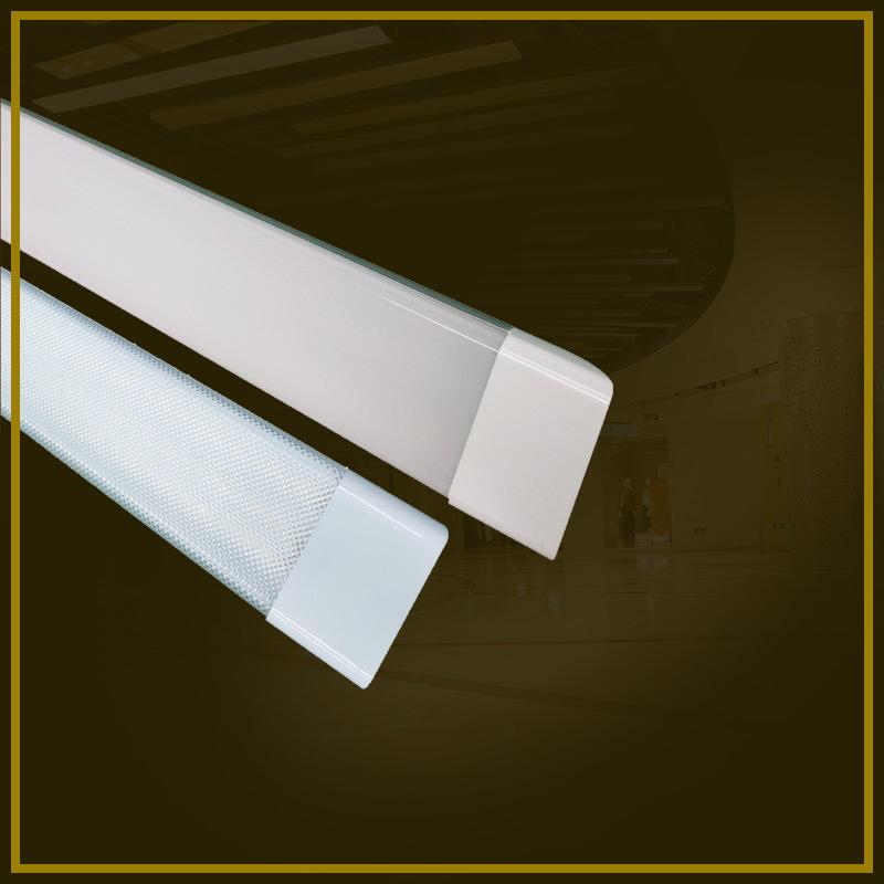T5T8日光灯厂家-方形防尘灯(净化灯)