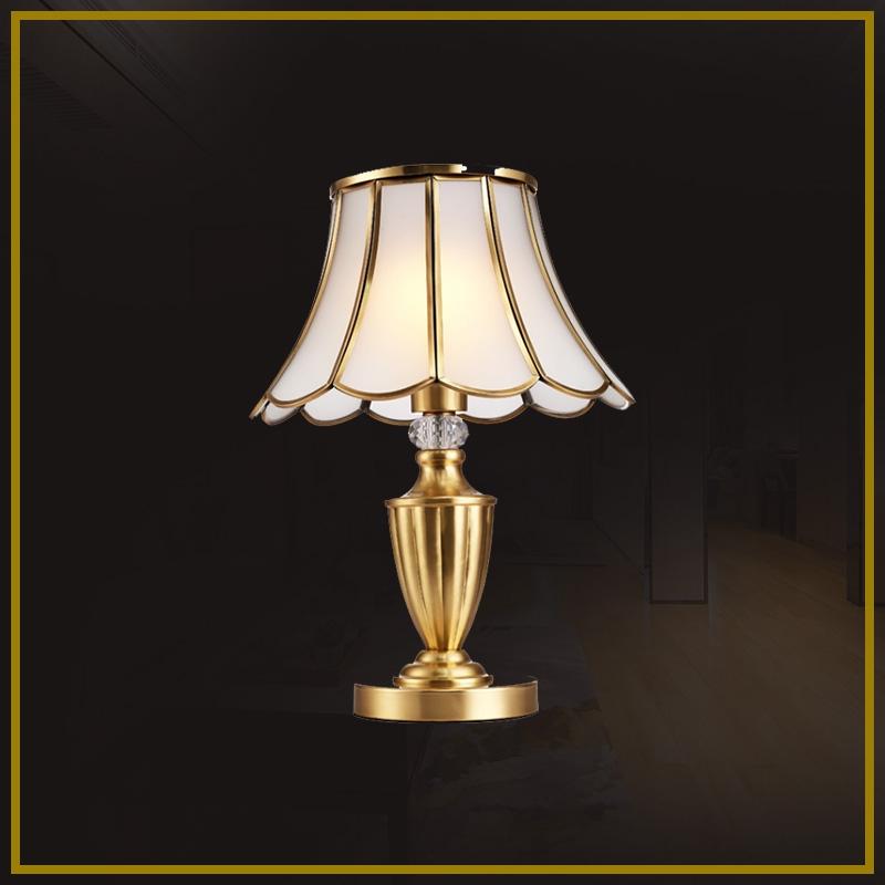 DS -S26台灯-全铜